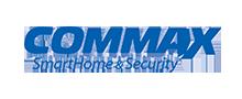 Hiber Güvenlik-commax-logo